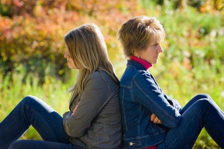 Отношения между родителями и подростками