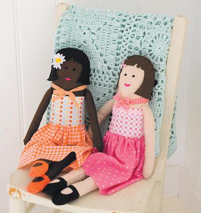 Самые простые куклы своими руками фото 457