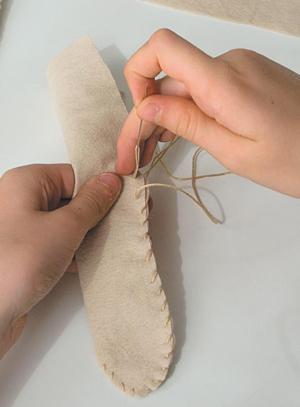 Куклы своими руками - мастер-класс для мамы и дочки. Выкройки и фото