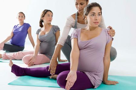 Секс упражнения для беременных