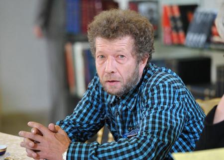 Поэт Андрей Усачев
