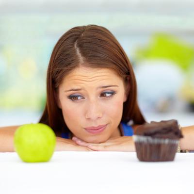 Чувство голода и переедание