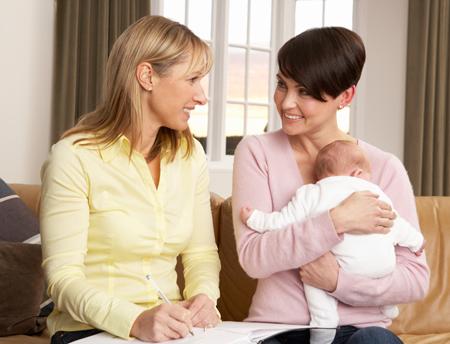 Няня для малыша