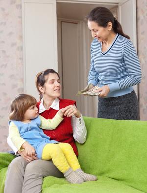 Мама и няня: самые частые причины конфликтов. 10 советов