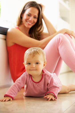 Воспитание детей по-американски: раннее развитие и суперколяски