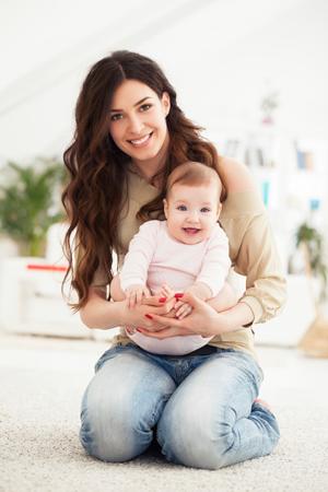 ba781f315763 Молодая мама и уход за ребенком  как сохранить мир в семье  Семья и дети