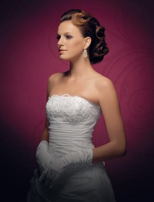 Свадебные прически для длинных волос: 2 мастер-класса с фото