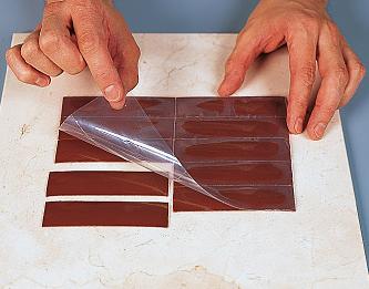 Шоколад: украшение тортов, пирожных, конфет - своими руками. Десерты