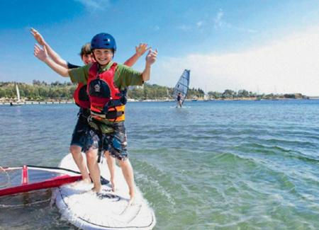 Спортивный отдых - с детьми: дайвинг, трекинг, велосипед. Где и когда?