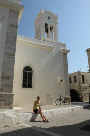 На Крит с ребенком: питание на ''пятерку'' в 4*, а также Ретимно, Грамвуса и Балос
