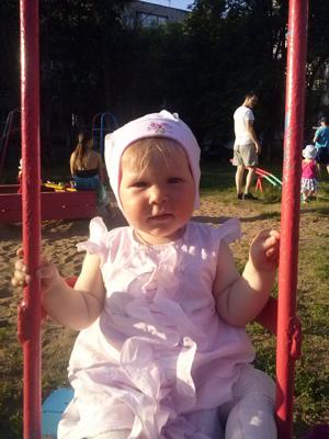 Полина – значит солнечная: дочка, привезенная из Испании