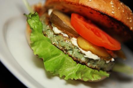 Гамбургер - 3 рецепта: бык-бургер, щука-бургер и бургер с судаком