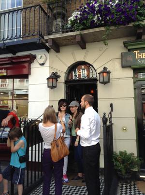Лондон 2013: самые интересные места для детей - обзор с ценами