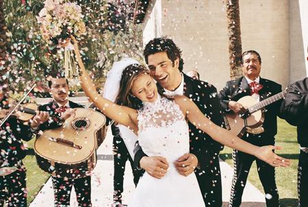 Оригинальная свадьба: шоу, игры, идеи для ЗАГСа и ресторана