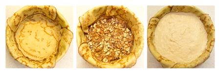 Уникальный рецепт: торт с яблоками и карамелью к Яблочному спасу