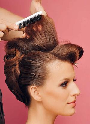 Свадебные прически для средних волос: 2 мастер-класса с фото