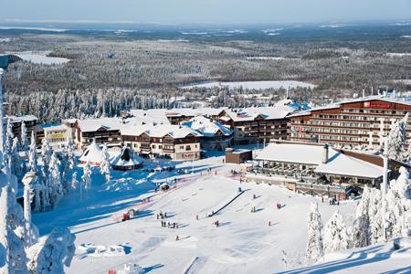 Финляндия-зима 2014. 5 лучших курортов: Лапландия и не только.