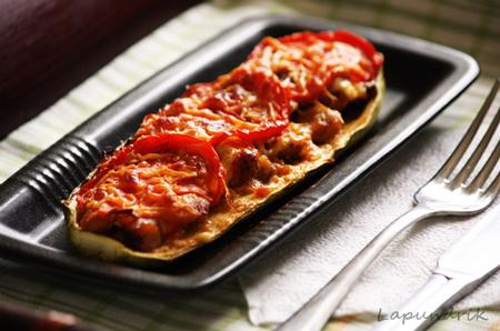 2 необычных рецепта: пицца с баклажанами и из кабачков - в духовке