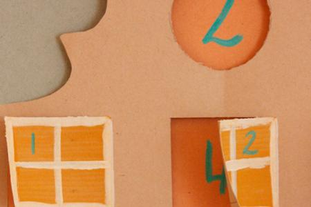 Таблица умножения: как выучить? Самый легкий способ: домик умножения