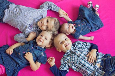 Имена для 4 детей – из мифологии, или Наши маленькие боги