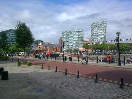Ливерпуль: 3 маршрута для энергичных семей. Плюс дешевые билеты