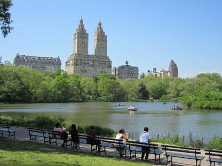 Нью-Йорк – ''город наоборот'', или Почему чисто в Центральном парке
