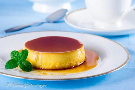 2 рецепта: быстрый завтрак и изысканный десерт – из яиц