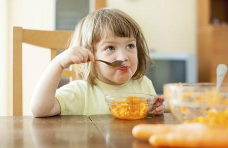 Режим питания по-французски. Как приучить ребенка терпеть.