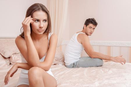 Аллергия секс c женой у мужчин