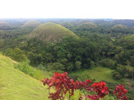 Филиппины. 4 острова для отдыха: Боракай, Бохол, Панглау, Себу