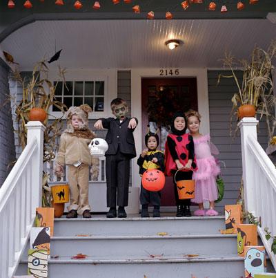 Хэллоуин: зачем он американским детям и взрослым?