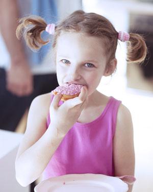 Сахар в питании ребенка