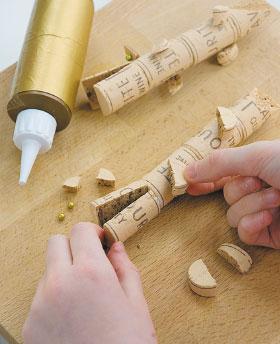 Осенние поделки из природных материалов: мастер-класс для детей