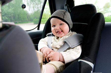 Автокресло: 10 правил безопасности детей в автомобиле