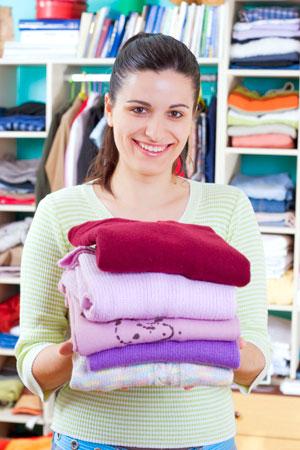 54ac69be5609 Как навести порядок в шкафу с одеждой: 8 правил для уборки и шопинга ...