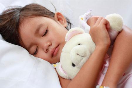 Нехватка сна у детей и их поведение1
