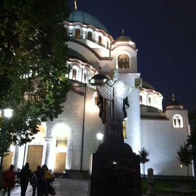 Сербия и Черногория на машине: Белград, Будва, монастыри и заповедники