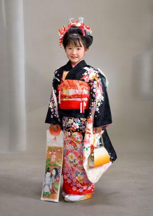 Дети в Японии: 4 символа праздника Сити-го-сан