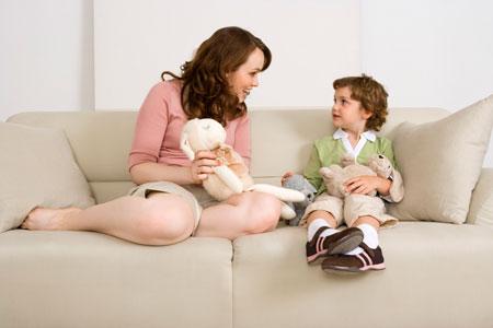 Простые игры для развития ребенка