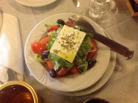 Северная Греция: Салоники, Касторья - и самые вкусные блюда