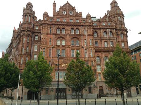Англия, Манчестер: самый насыщенный уик-энд. Прямая трансляция