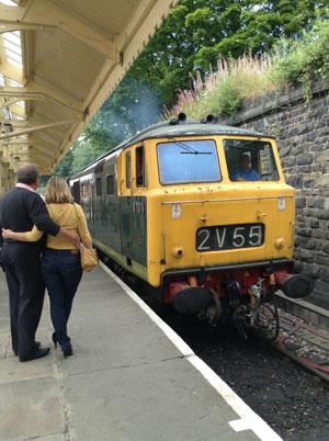 Англия. Манчестер и около: железные дороги, парвозы, пейзажи и пабы