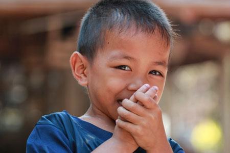 Воспитание уверенности у застенчивого ребенка