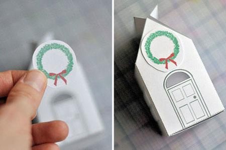 Упаковка подарков: как сделать новогоднюю коробку своими руками