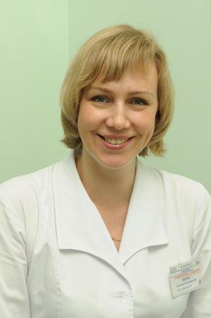 Светлана Зверева, врач акушер-гинеколог