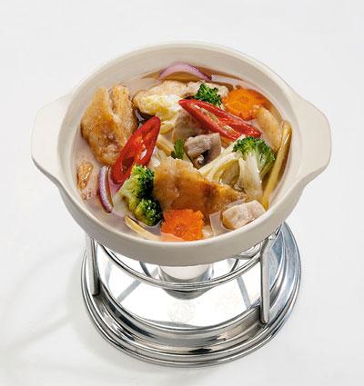 Том Ям и еще два супа: рецепты из Таиланда - после зимней прогулки