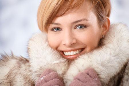 Зима: модные платья, мех и аксессуары. Как сочетать?