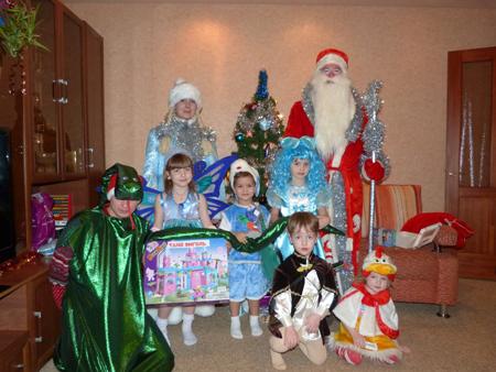 Сценарии Нового года, дня рождения и 23 февраля в семье с детьми