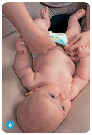 Массаж детям - для пищеварения и против колик: 12 приемов