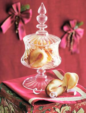 День святого Валентина: рецепт печенья с секретом. Для любимых